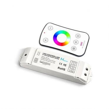 LED MINI RGB+W REMOTE DIMMING