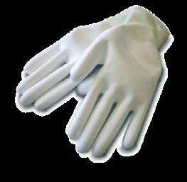 Cotton assembly gloves